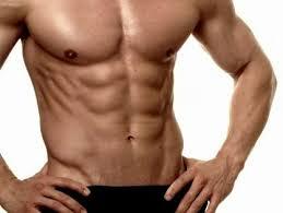 Gespannte Muskeln undSehnen